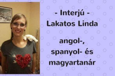 Interjú - LakatosLinda